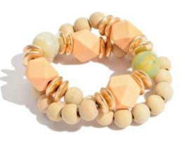 Nothing Simple Bracelet - Natural Mint