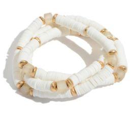 Over The Rainbow Bracelet - White
