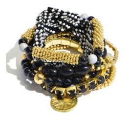 Tuscun Sun Bracelet - Black