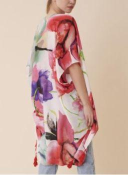 Last Kiss Kimono - Floral