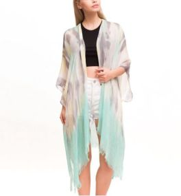 See For Yourself Kimono - Mint