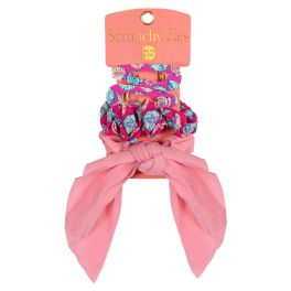 Simply Southern Scrunchie Ties - Shell
