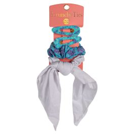 Simply Southern Scrunchie Ties - Turtle