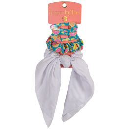 Simply Southern Scrunchie Ties - Zest