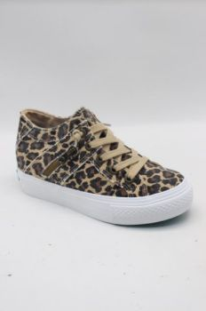 Out The Door Sneaker - Leopard