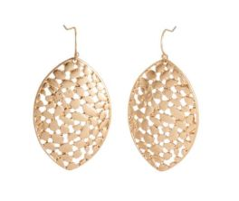 Spotted You Earrings - Gold