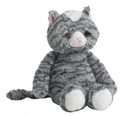Lashoos Cat Plush Stuffed Animal
