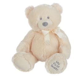 """My First Teddy - Cream - 14"""""""