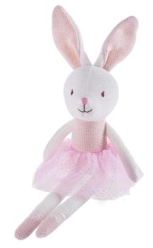 Cuddles & Cotton Ballerina Bunny