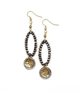 Anju Kiya Earrings - Gold