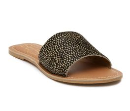 Trend Setter Sandals - Black Spot