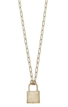 Rise & Shine Necklace - Gold