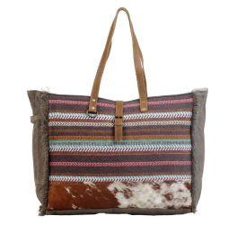 Myra Hipster Weekender Bag - Multi