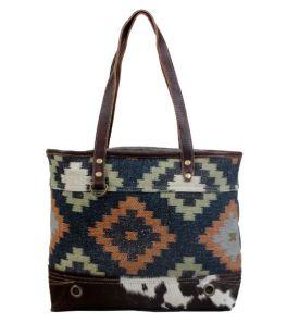 Myra Go Trendy Tore Bag - Navy
