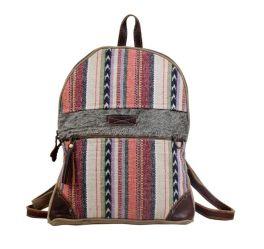 Myra Artsy Backpack - Multi