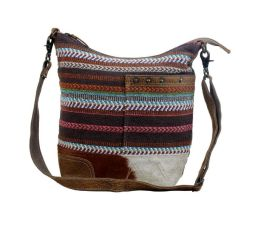 Myra Layered Shoulder Bag - Multi