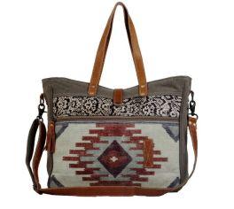 Myra Amber Cool Messenger Bag - Multi