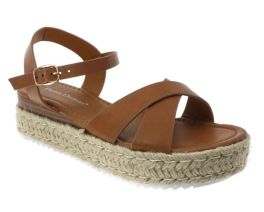 Walk With Me Wedge Sandals - New Tan