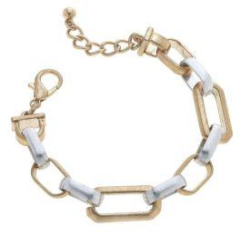 Two Face Bracelet - Gold/Silver