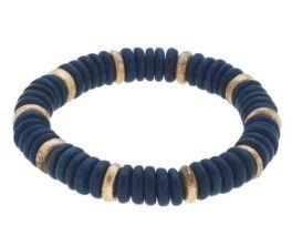 Everything You've Got Bracelet - Navy