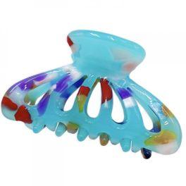 Claw Hair Clip - Blue