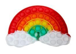 Rainbow Fidget Popper