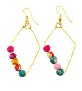 Aasha Earrings - Multi