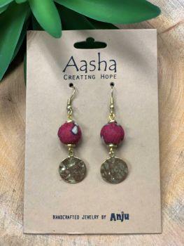 Anju Sania Earrings - Multi