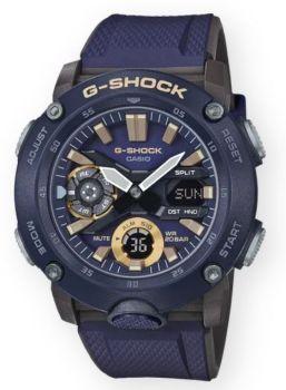 Men's Carbon Core Guard Navy G-Shock Watch