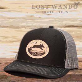 Boykin Fetch Hat - Black & Charcoal