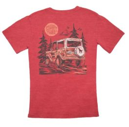 Southern Fried Cotton Off The Trail T-Shirt