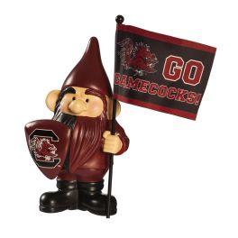 University of South Carolina Flag Holder Gnome