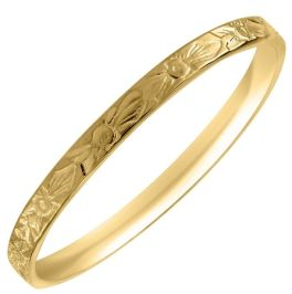 10KT .5 Yellow Gold Baby Ring