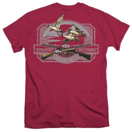 Straight Up Southern Flying Ducks T-Shirt