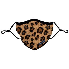 Simply Southern Adult Face Mask - Leopard