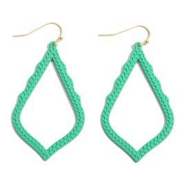 Take It Easy Earrings - Green
