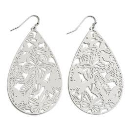 Be Unforgettable Earrings - Silver