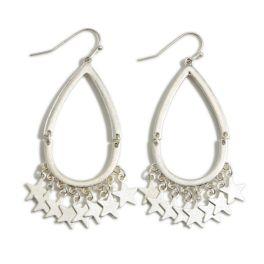 Oh My Stars Earrings - Silver