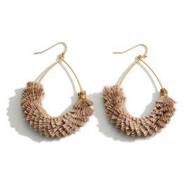 Already Mine Earrings - Brown