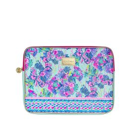 Lilly Pulitzer Laptop Sleeve - Beach You To it