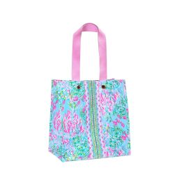 Lilly Pulitzer Market Tote - Best Fishes
