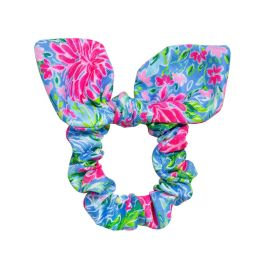 Lilly Pulitzer Scrunchie - Bunny Business