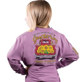 Simply Southern Look Long Sleeve T-Shirt - YOUTH