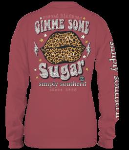 Simply Southern Sugar Long Sleeve T-Shirt