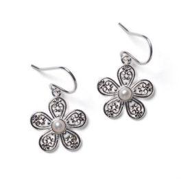 Southern Gates Daisy Earrings