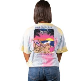 Simply Southern Sunset Short Sleeve T-Shirt