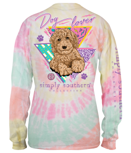 Simply Southern Dog Lover Long Sleeve T-Shirt