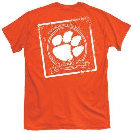 Clemson Branding T-Shirt