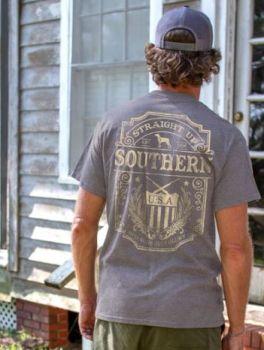 Straight Up Southern Glory T-Shirt