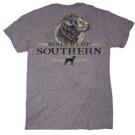 Straight Up Southern Lab Profile T-Shirt